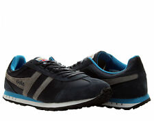Gola Boston Navy/Grey/Blue Men's Running Shoes CMA297EG