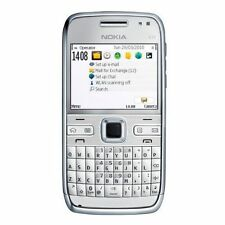Nokia E72 5MP Camera WIFI GPS QWERTY Keypad Smartphone T-Mobile Black/White/Gray