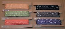 """Stampin' Up! 1/2"""" Scallop Dots Ribbon (2/3.5 Yards) -- CHOOSE the color & length"""