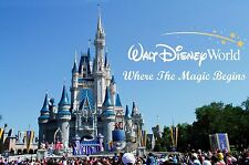 2 Adult Disney world 1-Day Base Tickets Only $71 EA Must Read Full Description