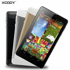 7 inch Unlocked Phablet 3G Dual SIM Dual Core Camera Android4.4 Tablet PC 8GB HD
