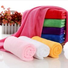 35*75cm Absorbent Car Auto Microfiber Cleaning Towel Home Kitchen Wash Cloth