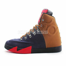 Nike KD VI NSW Lifestyle QS [621177-400] NSW Casual Denim/Ale Brown-Red