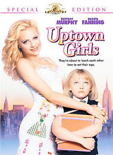 Uptown Girls (DVD, 2004) - Ex Library - **DISC ONLY**