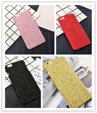 Fashion Bling Rhinestone Jewelled Pink Shiny Case for iPhone5s/6/6s/6P/6sP/7/7P