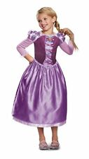 Classic Rapunzel Day Dress Child Girls Costume NEW Disney Tangled the Series