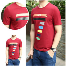 3D T shirt Summer Men's T-shirt 1Pcs Men's Casual T Shirts Short Sleeve Cotton