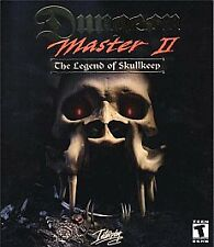 NEW UNOPENED Boxed Dungeon Master II: The Legend of Skullkeep PC Game