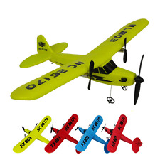 Foam Remote Control RC Helicopter Plane Glider Airplane EPP foam 2CH 2.4G Toys