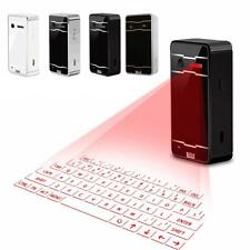 Virtual Laser Projection Keyboard Wireless Bluetooth For Smartphone PC Laptop #A