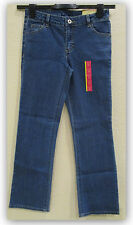Faded Glory bootcut Medium Wash denim jeans Girls Size 12 regular