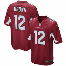 Authentic Nike NFL Game Edition Arizona Cardinals John Brown #12 Jersey NWT