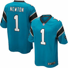 Authentic Nike NFL 2017 Game Edition Carolina Panthers Cam Newton #1 Jersey NWT