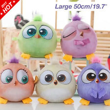 """Angry Cute Birds Plush Hatchlings Toy Funny Cartoon Stuffed Kids Gift 50cm/19.7"""""""