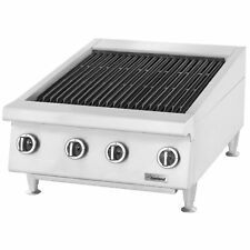 Garland GTBG72-NR72, 72-Inch Wide Heavy-Duty Gas Counter Char-Broiler with Non-A