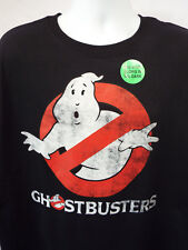 Ghostbusters t-shirt -Glow in the dark MEN'S BIG AND TALL (1XLT- 5XL)