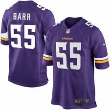 Authentic Nike NFL 2017 Game Edition Minnesota Vikings Anthony Barr #55 Jersey