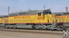 Operator HO Scale EMD SD40-2, Union Pacific/Post 1980