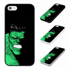 HULK AGGRESSIVE MARVEL GREEN MONSTER Rubber Phone Case Cover Fits Iphone Models