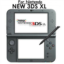 Anti-Scratch Clear HD Protective Screen Film Skin For Nintendo NEW 3DS XL Lot
