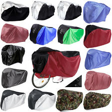 Ripstop Nylon Waterproof Bicycle Cover Protection for Mountain Road Hybrid Bike