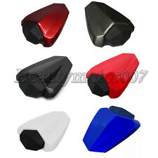 Red Blue Black Rear Pillion Seat cowl fairing Cover for Yamaha YZF R1 2009-2014