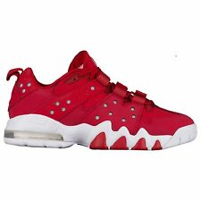 NEW NIKE AIR MAX CB '94 LOW Charles Barkley Gym Red White 34 Shoes 917752-600