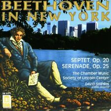 BEETHOVEN IN NEW YORK NEW CD