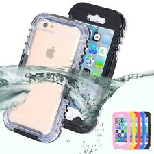 HIGH QUALITY Waterproof Case For Apple iPhone 6/6S/Plus/5S