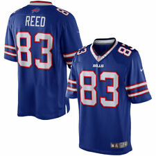 Authentic Nike NFL 2017 Limited Edition Buffalo Bills Andre Reed #83 Jersey