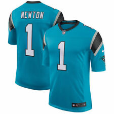 Authentic Nike NFL 2017 Limited Edition Carolina Panthers Cam Newton #1 Jersey