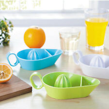 Manual Drink Orange Lemon Citrus Lime Fruit Juice Juicer Squeezer Kitchen or Bar