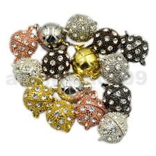 Strong Magnetic Clasp & Insert Safety Clasp Connector For Bracelet Necklace