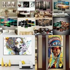 Modern Home Canvas Prints Painting Modern Abstract Art Wall Hanging Decor