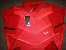 NIKE TIGER WOODS GOLF DRI-FIT POLO SHIRT M MEN NWT $110.00
