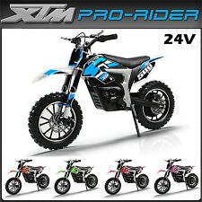 Xtreme XTM PRO-RIDER 24V Electric Dirt Bike - Childs Kids Ride on Motorbike 2017