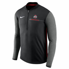 Limited Edition Nike Dri-FIT 2017 Ohio State Buckeyes Sideline Coaches Jacket