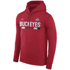Limited Edition Nike Therma-FIT NCAA Ohio State Buckeyes Performance Sweatshirt