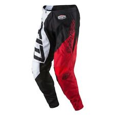 2017 Troy Lee GP Quest YOUTH MX Motocross Pants - Red / White / Black
