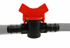 13mm IN LINE TAP-VALVE HOZELOCK AUTOMATIC WATERING COMPATIBLE GARDEN IRRIGATION
