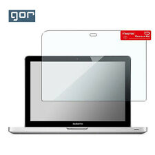 """Gor Clear Screen Protector Cover Film For Macbook Air 11"""" Pro 13"""" 15"""" Retina New"""