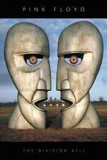 PINK FLOYD DIVISION BELL POSTER (61x91cm) MUSIC ALBUM PICTURE PRINT NEW ART