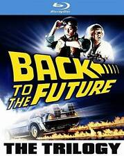 Back To The Future 25th Anniversary Trilogy 3-Film Collection Blu-ray -Very Good