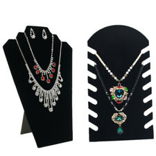 Holder Jewelry 1 Pcs Velvet Chain Stand Pendant Display Stand Display Necklace