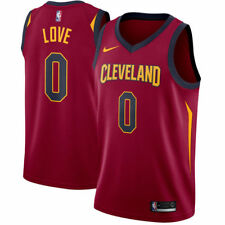 Nike 2017 NBA Cleveland Cavaliers Kevin Love #0 Swingman Icon Edition Jersey NWT