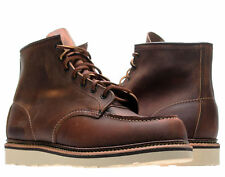Red Wing Heritage 1907 6-Inch Classic Moc Copper Rough Men's Boots 01907