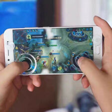 Mobile Game Joystick Phone Game Controller Handle for iPhone Pad Smartphones