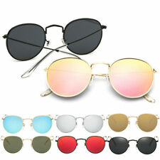 Unisex Men Women Oval Clear lens Glasses & Sunglasses Eyewear Shades Eye Glasses