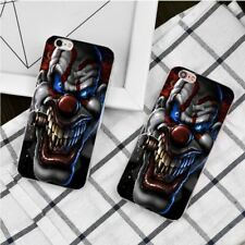 Newest Fashion gothic clown Phone Cases Luxury Printed Hard Phone Skin for Apple
