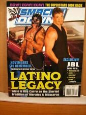 WWE Magazine, December 2004, Latino Legacy